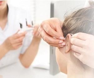 dobieranie aparatu słuchowego